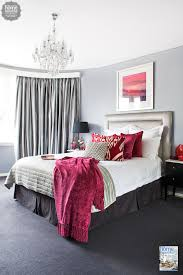 rich burgundy touches add glamour to this sydney bedroom decor rich burgundy touches add glamour to this sydney bedroom