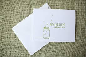 sympathy card letterpress sympathy card c design