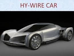 hy wire car ppt video online download