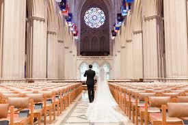 National Cathedral Interior Washington National Cathedral Wedding