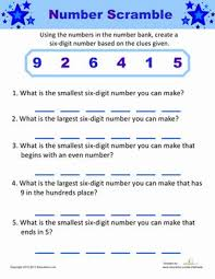 best 25 place value worksheets ideas on pinterest number places