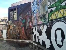 Color Dec Brazil U0027s Diy Spirit In Full Color Up Close Look At Batman Alley