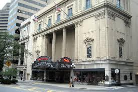 Most Beautiful Theaters In The Usa Ohio Theatre Columbus Ohio Wikipedia