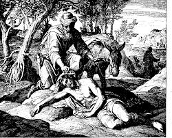 file good samaritan schnorr von carolsfeld bibel in bildern 1860