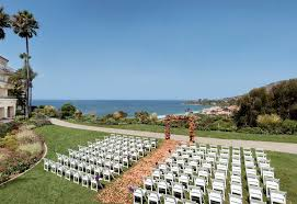 laguna wedding venues wedding venues in southern california the ritz carlton laguna
