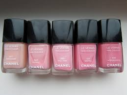 chanel in 495 mica rose comparisons