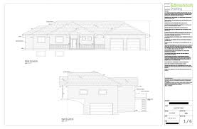 walkout basement house plans edmonton house plan