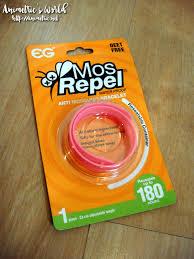 bracelet review images Mosrepel anti mosquito bracelet review animetric 39 s world jpg