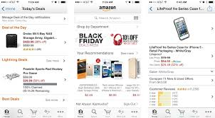 amazon black friday starts best iphone apps for black friday and cyber monday shopping imore