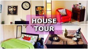 my house tour i studio apartment in dubai i home decor ideas