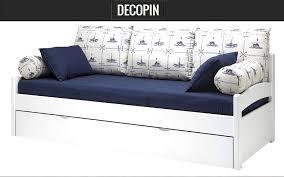 canap avec lit tiroir lit tiroir adulte 4 avec lits gigognes simples decofinder et decopin