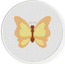 pattern butterfly cross stitch pattern daily cross stitch