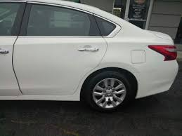 grey nissan altima black rims used 2016 nissan altima 2 5 s in lansing