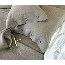 amazon com 100 pure linen duvet cover king 94