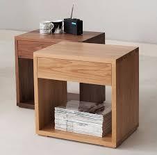 contemporary side tables contemporary side table wooden