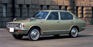 toyota global site corolla facts about the second generation