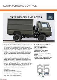 jeep forward control van land rover forward control series iib 110 army truck 1969 land