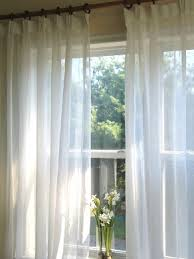 French Pleated Drapes Curtain Standard Widths