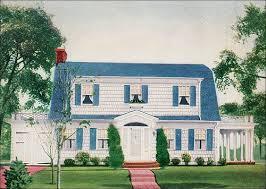 Colonial Revival House Plans 93 Best House Colonial Revival Images On Pinterest Dutch