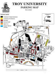 Denver Public Schools Map Troy Edu Troy Campus Campus Map