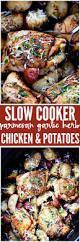 best 25 slow cooker chicken potatoes ideas on pinterest slow