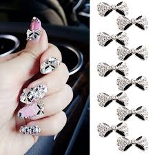 online get cheap 3d nail designs bows aliexpress com alibaba group