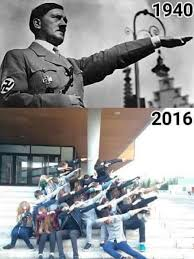 Sick And Twisted Memes - dabbing for hitler how the alt right turned an innocent meme into