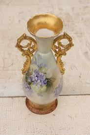 Antique Hand Painted Vases 542 Best Hand Painted China And Porcelain Images On Pinterest
