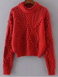 cable sweater cut out cable knit sweater sweaters one size zaful