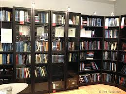Expedit Ikea Bookcase Bookcase Ikea Bookshelf Black Brown Ikea Shelving Unit Black