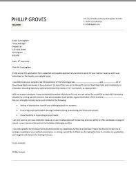 cover letter sle letter resume letter for elementary resume cover