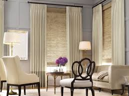 remarkable modern window treatments for bay windows photo