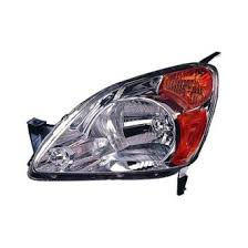 honda crv headlight replacement 2002 honda cr v custom factory headlights carid com