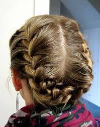 gymnastics picture hair style hair to try braided bun hairstyles bun hair choices and summer