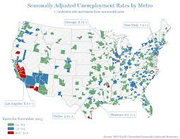 Metro Map Chicago by Chicago Metro Unemployment Rate Down In November World Business