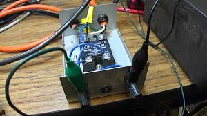 solid state relay control unit for electric heater youtube