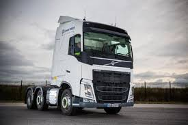 volvo commercial fowler welch puts first euro 6 volvo fhs to work commercial motor