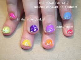 paint some cute little hearts on small nails here are some