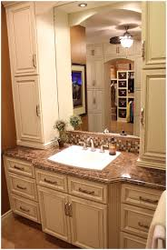 bathroom sink vanity tops with sink narrow double vanity double