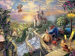 amazon thomas kinkade disney dreams collection beauty