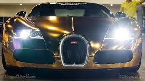 bugatti gold and check out flo rida s gold bugatti veyron upi com