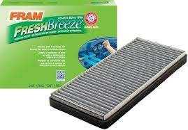amazon com fram cf8921a fresh breeze cabin air filter with arm