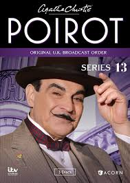 poirot halloween party cast amazon com agatha christie u0027s poirot series 13 david suchet