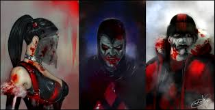 harley quinn arkham city halloween costume batman arkham city harley quinn u0027s revenge by lacr1math on deviantart