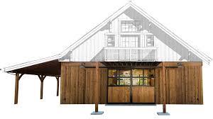 Barn Kits Oklahoma Oregon Barn Kit Builder Dc Structures