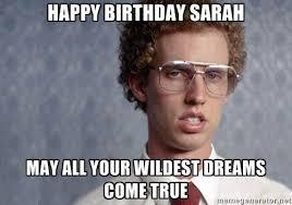 Sarah Memes - happy 18th birthday sarah memes th best of the funny meme