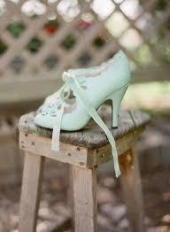 mint wedding shoes 18 charming laser cut wedding shoes mint pumps retro