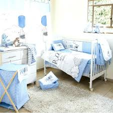 Brown And Blue Bed Sets Baby Blue Bedding Medium Image For Blue And Brown Baby Boy Bedding