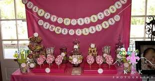 Birthday Candy Buffet Ideas by The Candy Buffet Table At Emme Claire U0027s Pink Owl Themed 1st