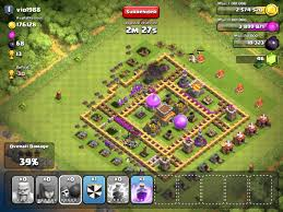 clash of clans clash of clans upgrading your town hall too fast lead to this